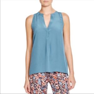 Joie Teal Blouse